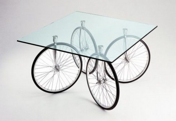 Saytrims just another weblog laman 4 for Bicycle wheel table